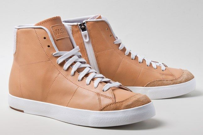Nike Nsw All Court Mid Summit White Natural 3 1