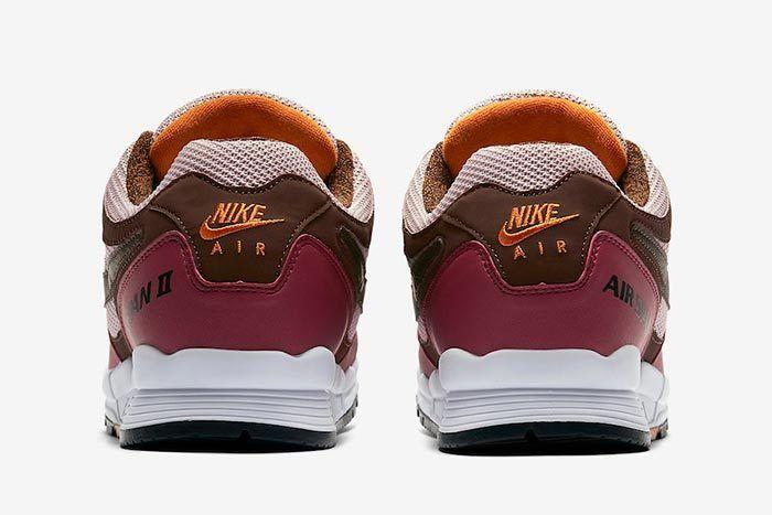 Patta X Nike Air Span Ii 5