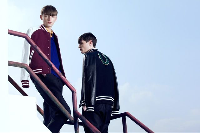 Raf Simons Fred Perry Aw13 Collection 6