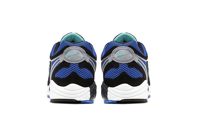 Nike Air Ghost Racer Racer Blue Heel