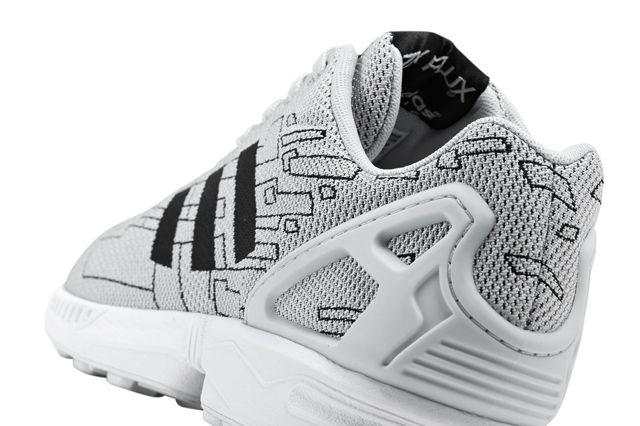 Adidas Originals Zx Flux Pattern Pack 4