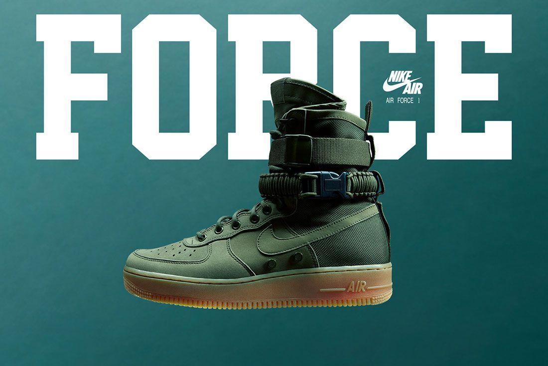 Nike Sf Air Force 1 14