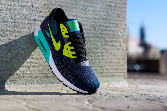 Nike Air Max Lunar 90 Jacquard New Colours 3