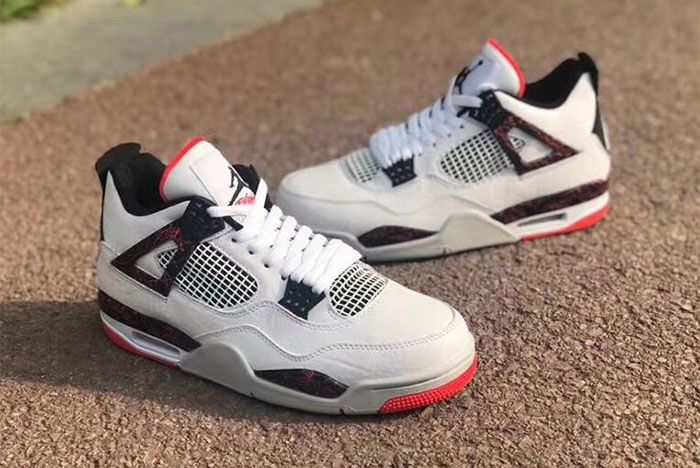 Air Jordan 4 Pale Citron Release Date 2