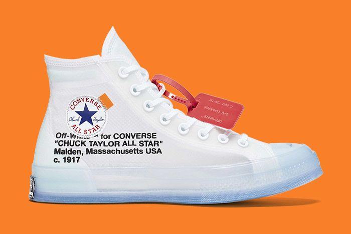 Converse Virgil Abloh Chuck 70 The Ten Release 2 Sneaker Freaker 2