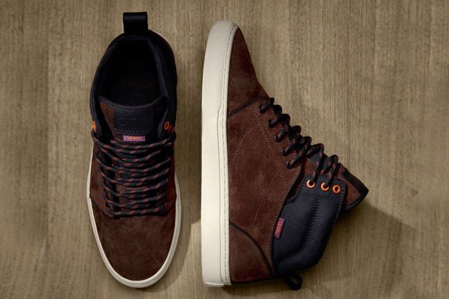Vans Otw Alomar Mountain Brown Hero Shot Holiday 2012 1