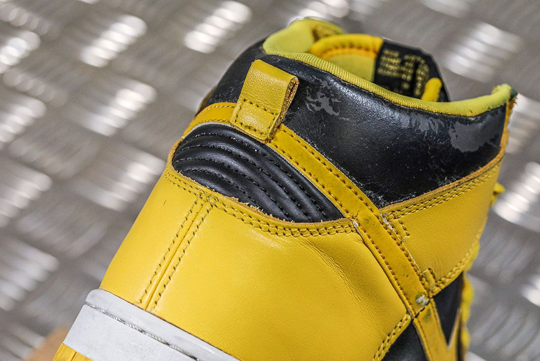 Nike Dunk Versus Air Jordan 1 Comparison 8