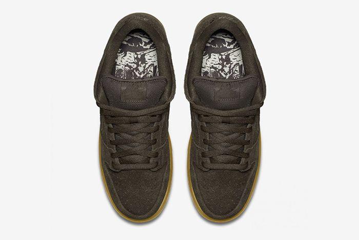 Nike Sb Dunk Low Bigfoot11