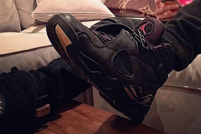 Jordan Brand To Release Ovo Air Jordan 8 Colab In 20182