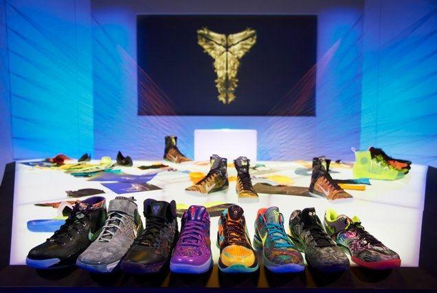 Nike Kobe Prelude Full Collection