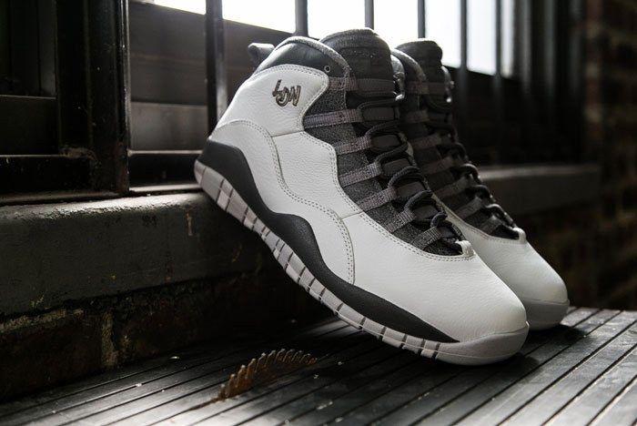 Air Jordan 10 City Pack London 2