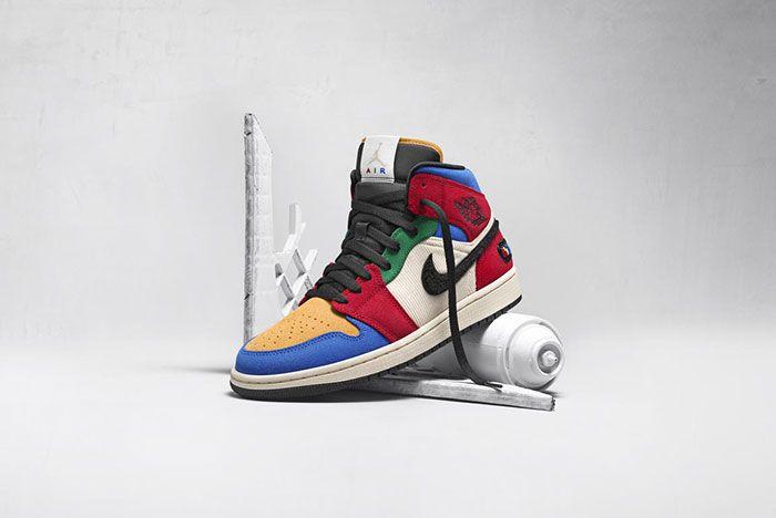 Jordan Brand Air Jordan 1 Fearless Ones Collection Nike Promo34