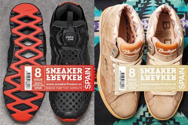 Sneaker Freaker Spain New 1