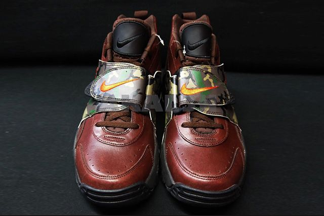 Nike Air Veer Brown Leather Camo 4