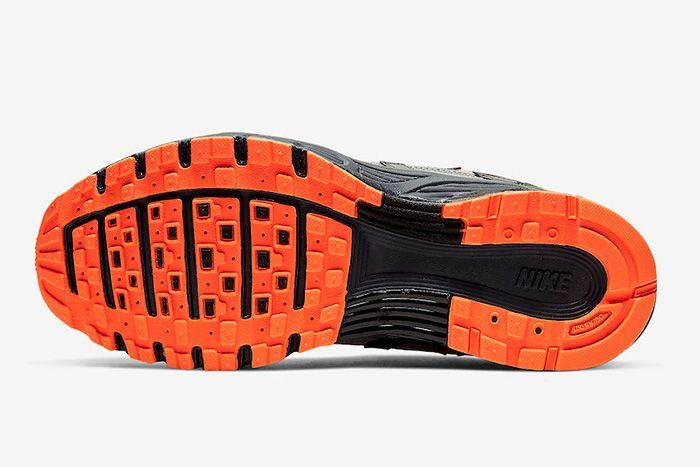Nike P 6000 Total Orange Sole
