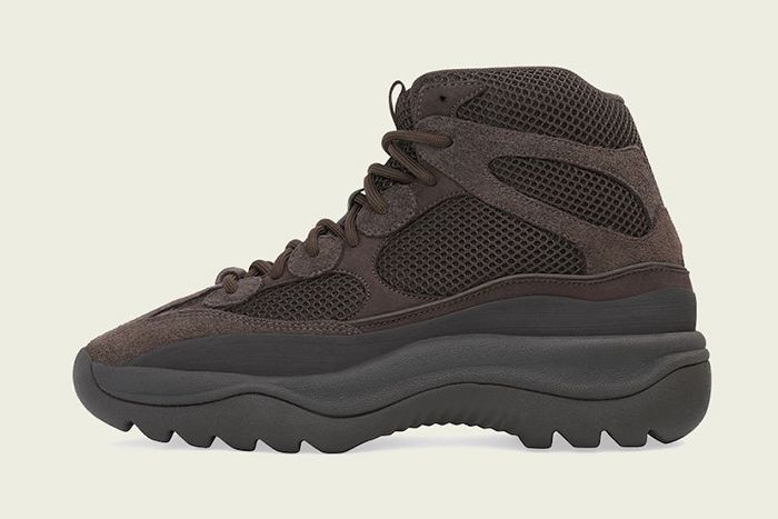 Adidas Yeezy Desert Boot Oil Release Date Medial