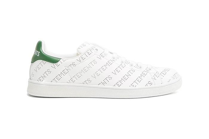 Vetements Logo Trainer Sneaker Freaker 2