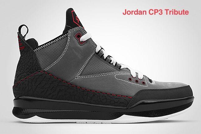 Jordan Cp3 Tribute Charcoal 1