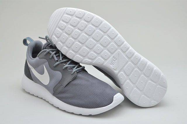 Roshe Run Gry Perspective Sole