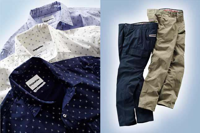 Originalfake Finalseason Crossshirt Chino Pants 1