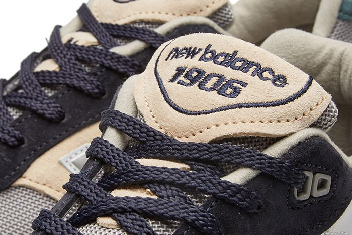 New Balance Made In England Surplus Pack Navy Beige 991 5 1