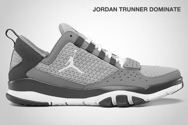Jordan Brand July 2012 Preview Jordan Trunner Dominate 1