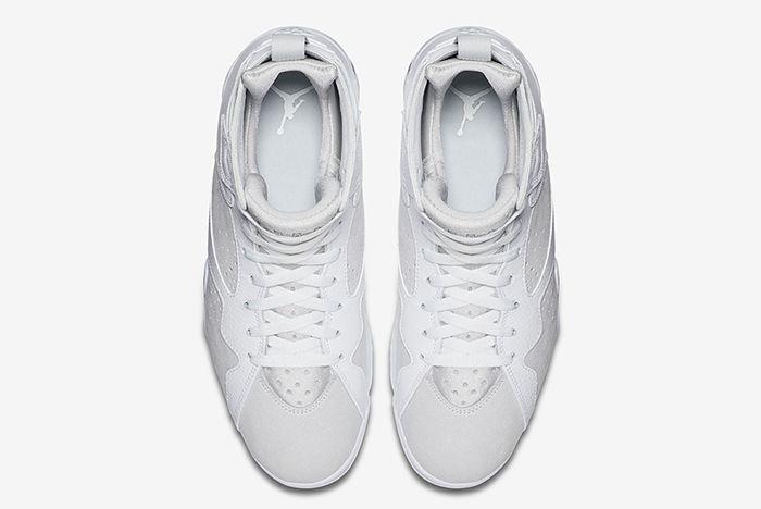Air Jordan 7 Pure Platinum4