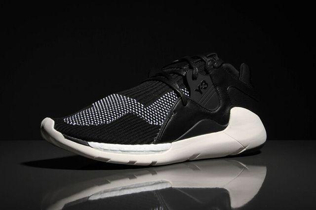 Adidas Y 3 Qr Black Black 3