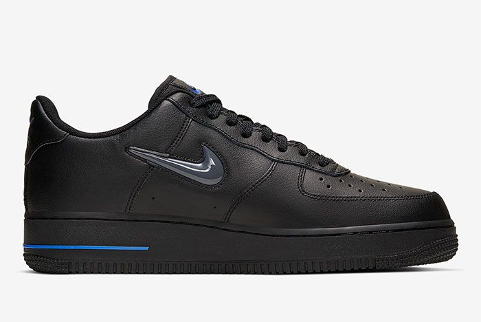 Nike Air Force 1 Low Jewel Black Right