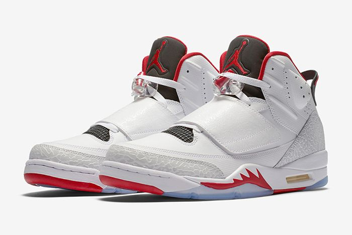 Jordan Son Of Mars Fire Red