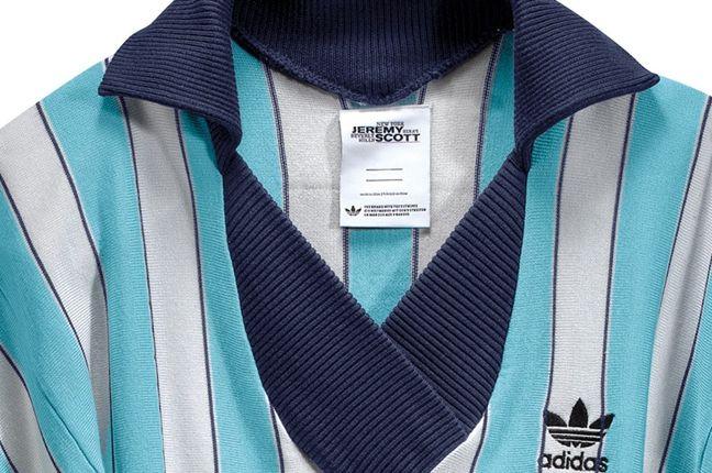 Adidas Jeremy Scott Football Dress 4 1