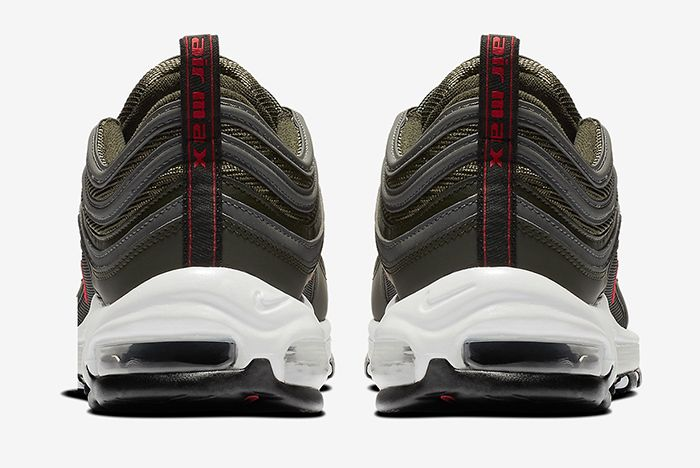 Nike Air Max 97 Sequoia University Red 3