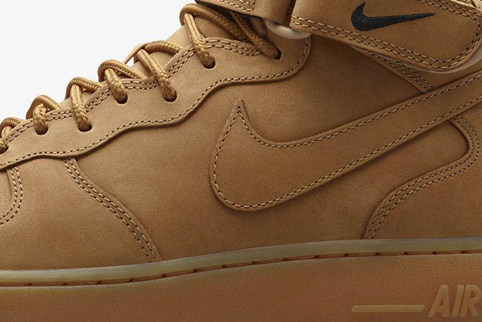 Nike Air Force 1 Flax Mid 8