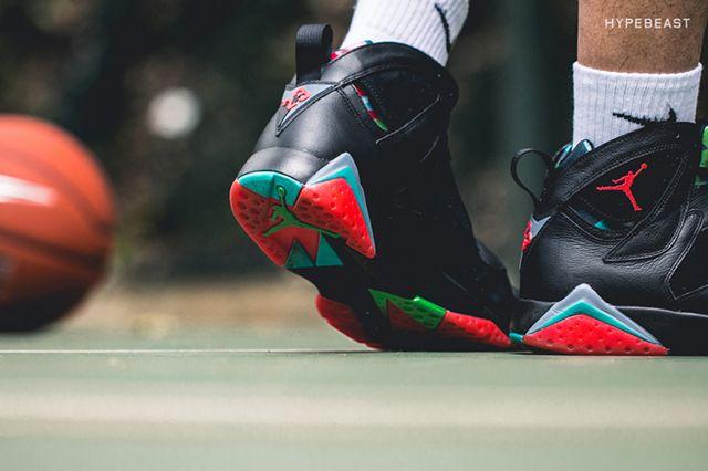 Air Jordan 7 Marvin 6