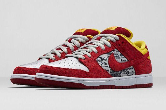 Nike Sb Dunk Low Rukus 4