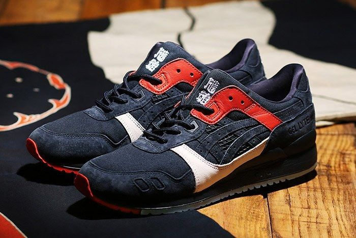 Kicks Lab Asics Gel Lyte Iii Hikeshi Hanten 1