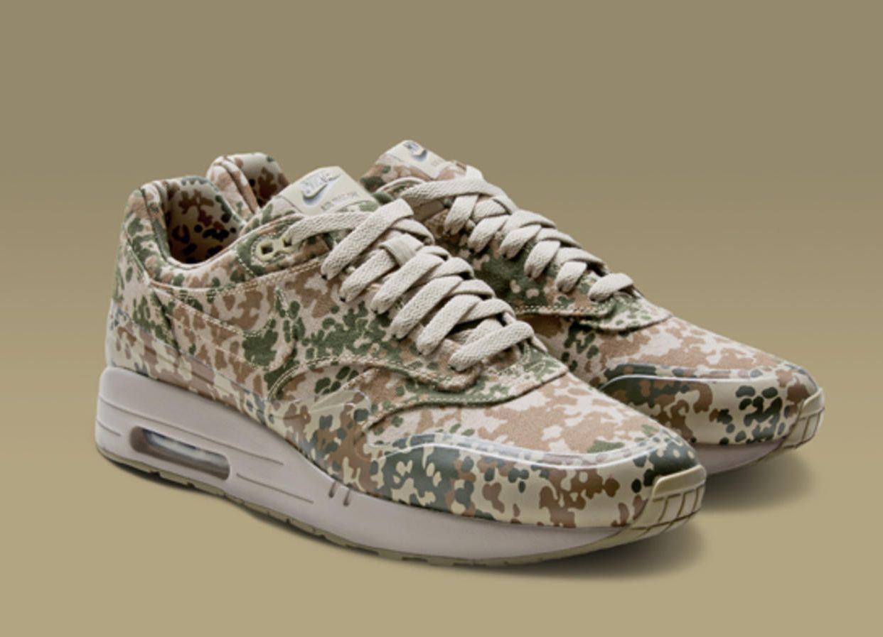 Nike Air Max 1 Country Camo Germany (2013)