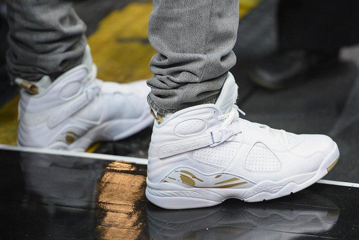 Jordan Brand To Release Ovo Air Jordan 8 Colab In 20183