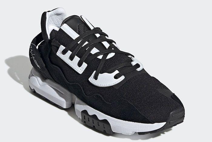 Adidas Y 3 Zx Torsion Black Ef2624 Front Angle