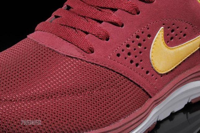 Nike Lunar Rod Team Red 3