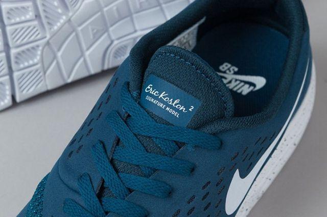 Nike Sb Eric Koston 2 Max Blue Force White 5