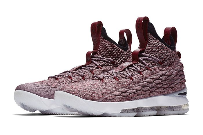 Nike Lebron 15 Red 7