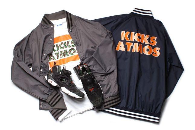 Atmos Reebok Insta Pump Fury Jacket Tshirt 1