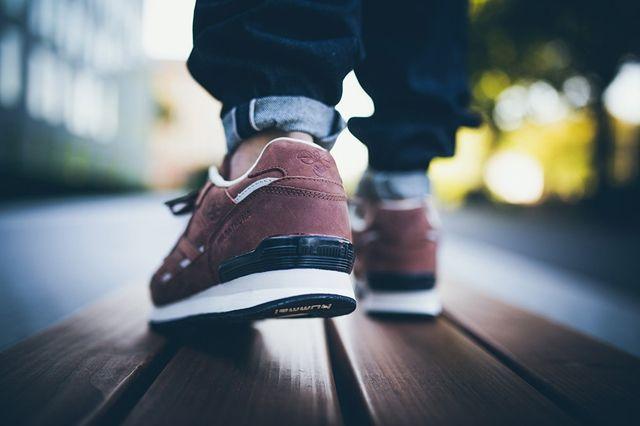 Fc St Pauli Hummel Marathona Sneaker 3