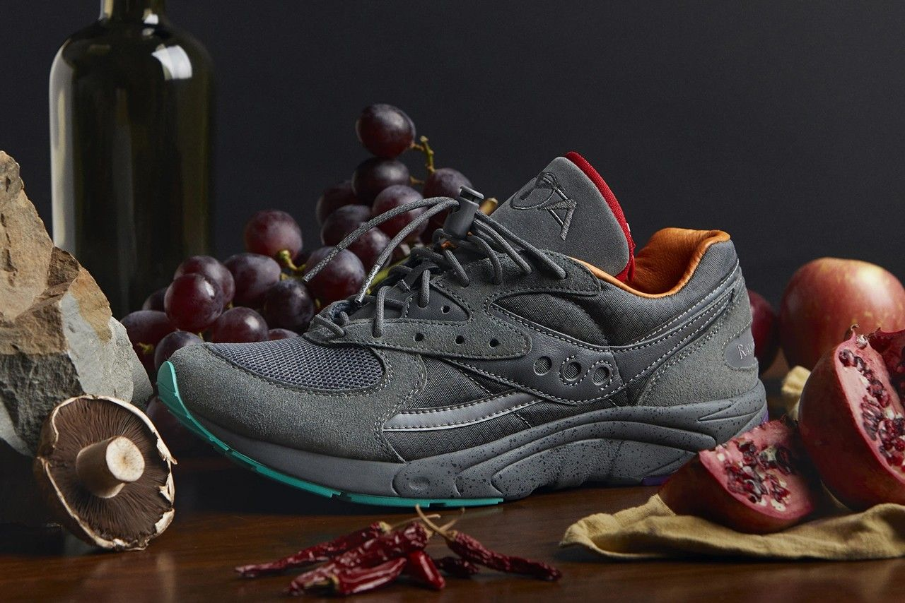 Raised by Wolves Saucony Aya