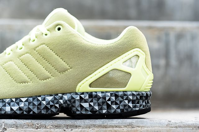 Adidas Zx Flux Frost Yellow7