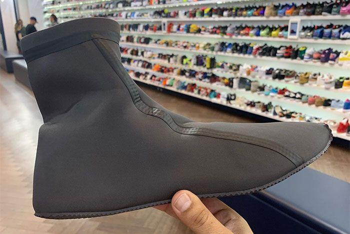 Kanye West Yeezy Scuba Shoe Lateral Side Shot