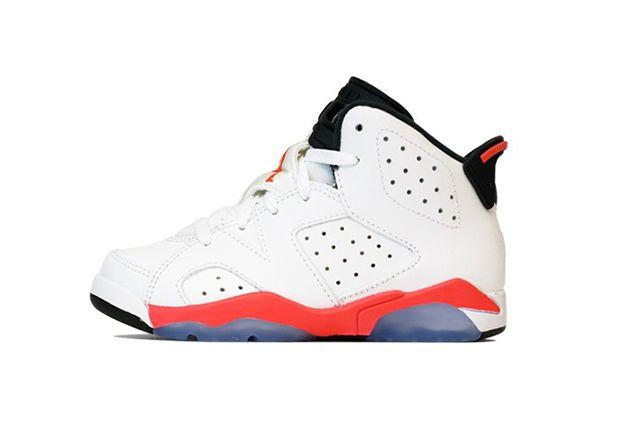Air Jordan 6 Infrareds For The Whole Damn Family 8