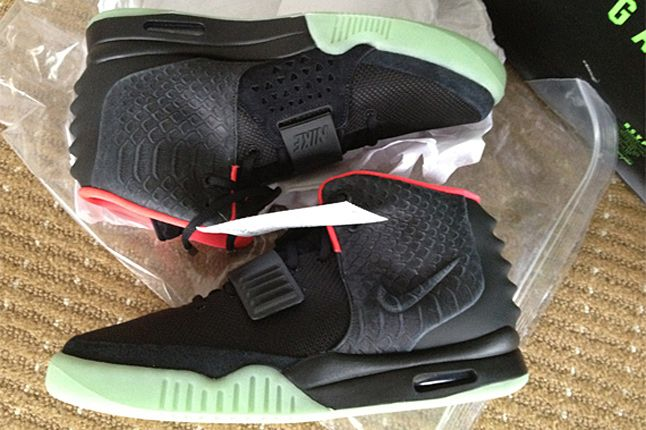 Nike Air Yeezy 2 Up Close Look 091 1