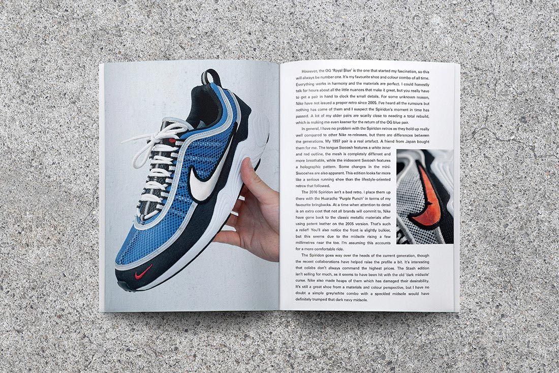 Sneaker Freaker Issue 42 Spiridon